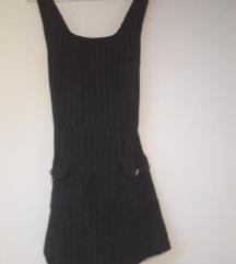 Zimska haljina na naramenice 36