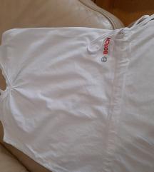 Bijela majica na bretele L