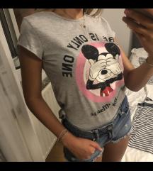 H&M Mickey Mouse majica