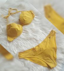 Benetton žuti bikini