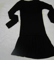 Kvalitetna crna tunika-majica