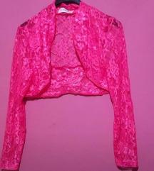 Novi pink bolero S/M