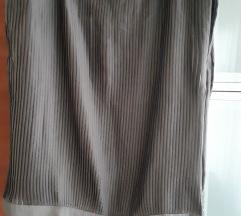 Silk siva majica 42
