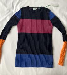 Benetton pulover od mješavine kašmira