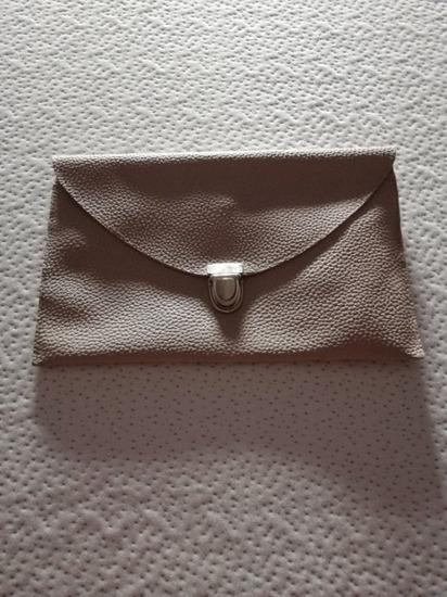 Krem torbica