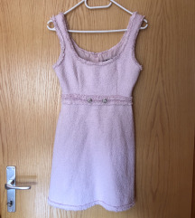 Roza haljina Zara