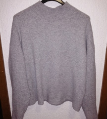H&m oversized pulover M