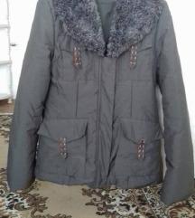Maslinasta jakna sa macom, S/M