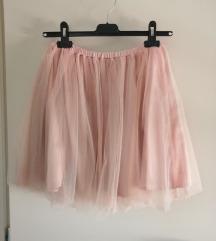 Rewiew tulle suknja