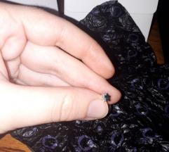 PANDORA srebrne naušnice