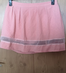 Breskvasta suknja