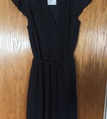 Nova H&M crna haljina s etiketom