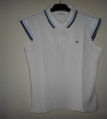 Lacoste bijela sportska majica vel.40