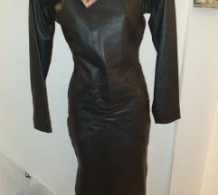 Prodano Kozna haljina