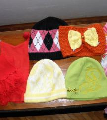 Pokloni uz kupnju - dječje kape i kostim pčele