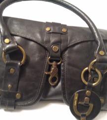 Vintage kožna torbica