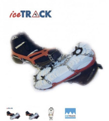 Veriga ice track