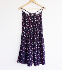 Superdry nova floral haljina