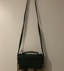 Zelena torbica Dorothy Perkins, nova s etiketom