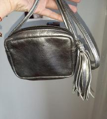 Asos srebrna torba