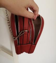 Nova mala smeđa torba David Jones