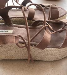 Sandale pull & bear