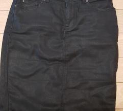 Zara pencil suknja crna
