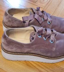 Zara baršunaste cipele