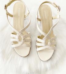 Nove sandale na malu petu