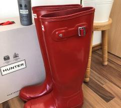 Gumene cizme Hunter🔻SNIZENO 450 KN