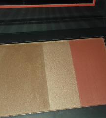 Nova  bronzer highlighter i rumenilo paleta