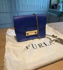 Furla plava torba