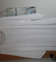 Bijela boho stil bluza C&A