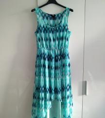 %Hm asimetrična haljina