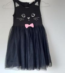 Dječja haljina mačka til 4-5 HM