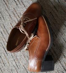 Kožne jesenske cipele