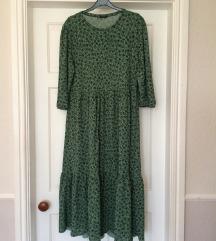 Zelena haljina 38