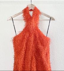 Zara nova halter neck haljina