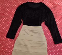 Jeane Blush suknja