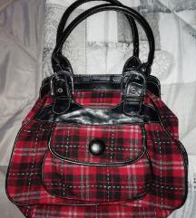 Orsay karirana torba