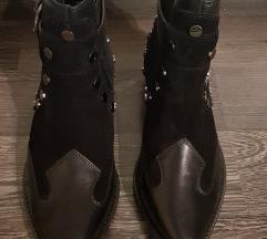 Bronx cipele kožne vel.37