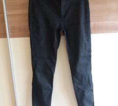 Crnosive Comma hlače traoerice 36