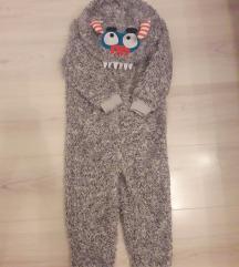 Dvije zimske pidžame 104 C&A
