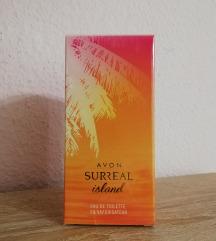 Surreal Island Avon EDT - NOVO