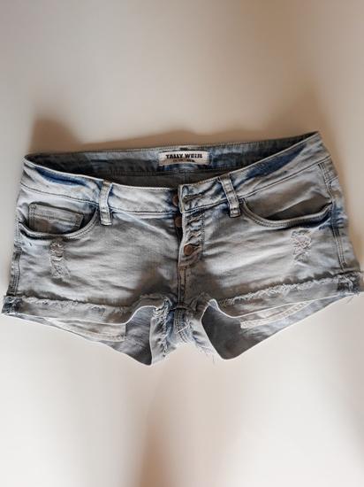 Kratke traper hlačice Tally Weijl (uklj.pošt)
