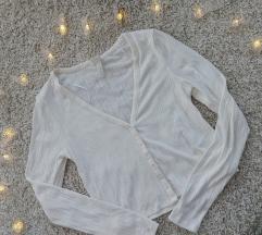 ♡ H&M rebrasta majica M ♡