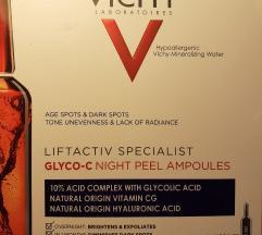 Vichy glyco c noćne ampule neotvorene