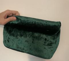 Zelena barsun torbica ASOS