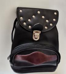 Kožni vintage ruksak