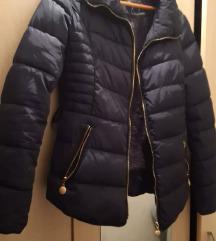 Tamno plava jakna